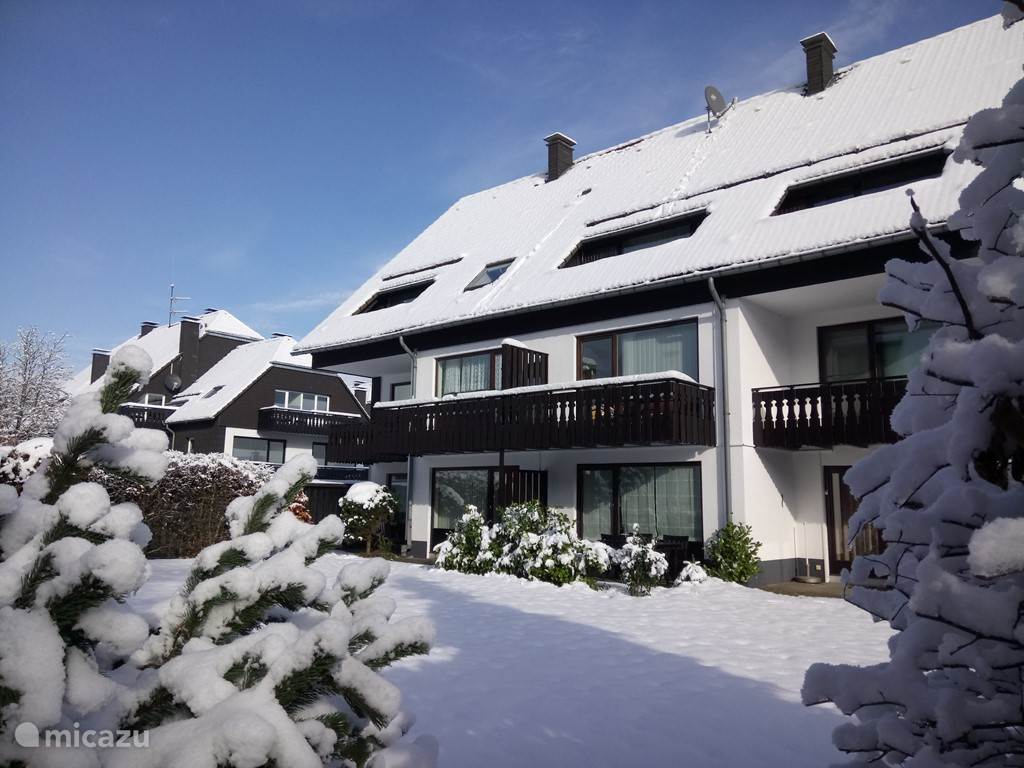 Vakantiehuis Duitsland, Sauerland, Winterberg - studio Buhr Apartment