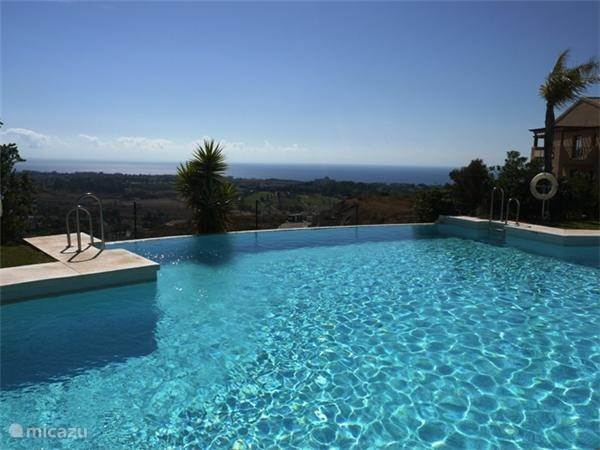 Vakantiehuis Spanje, Costa del Sol, Benahavis - penthouse Cifuentes Penthouse
