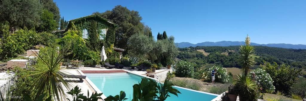 Vakantiehuis Italië, Lazio, Stimigliano Villa Villa Bellavista