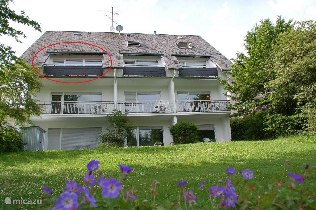 Vacation rental Germany, Sauerland, Winterberg apartment Apartment Ruhrquelle