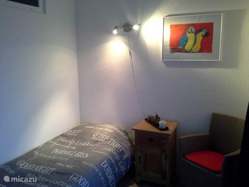 Comfortabele IKEA slaapstoel
