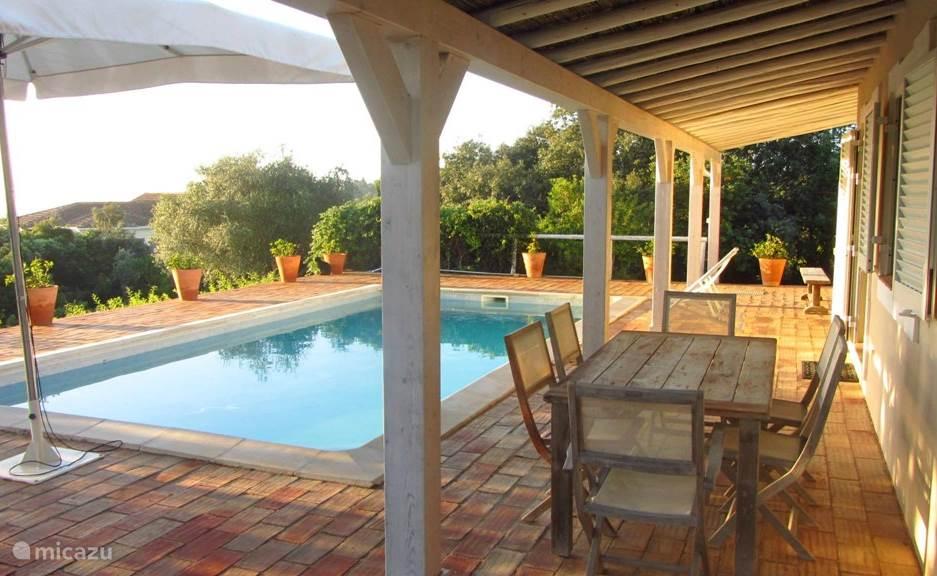 Vakantiehuis Portugal, Algarve, Santa Bárbara de Nexe - vakantiehuis Andorinhas do mar