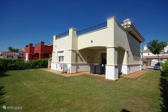 Vakantiehuis Spanje, Castilië en León, Torre Pacheco villa  Villa Mar Menor Golf