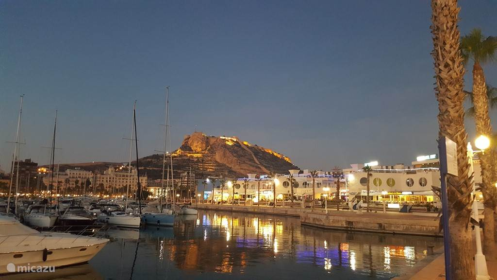 Alicante: ideal mix on the Costa Blanca