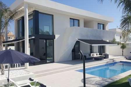 Vakantiehuis Spanje – villa Villa Blanca de las Palmeras