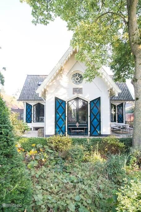 Vakantiehuis Nederland, Noord-Holland, Amsterdam vakantiehuis Anna's Voorhuis
