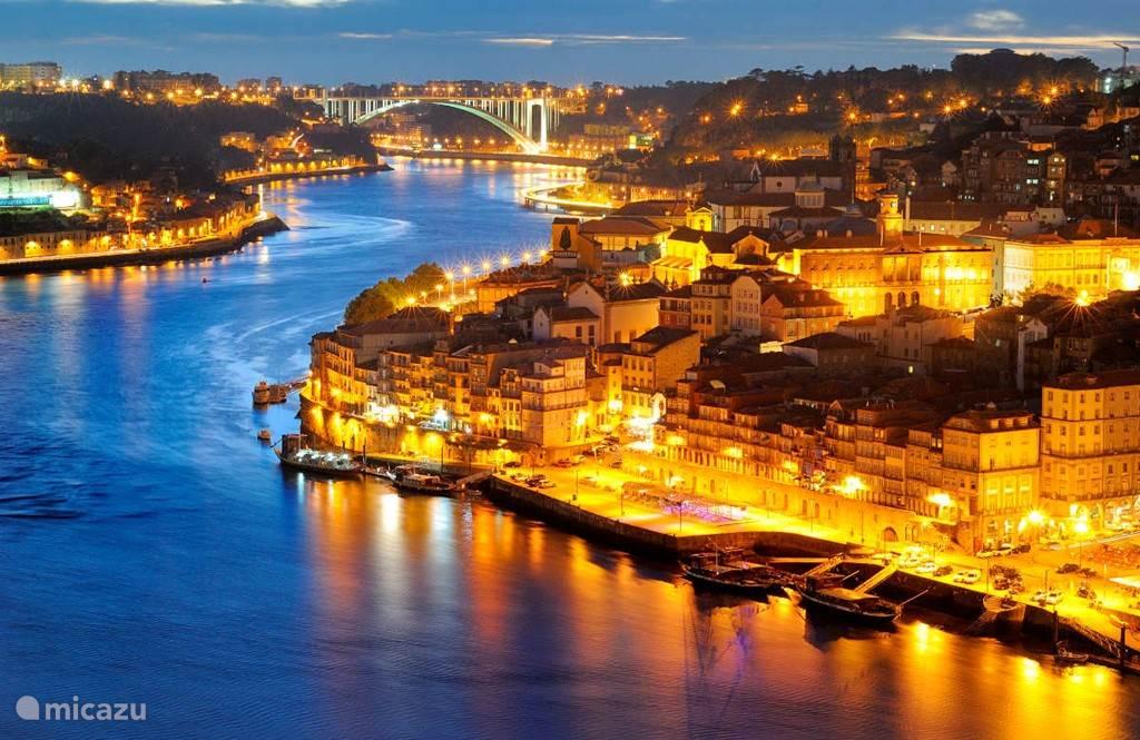 Porto downtown