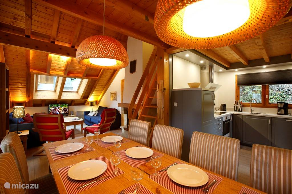 Vakantiehuis Frankrijk, Rhône-Alpes, Oz-en-Oisans - chalet Le petit refuge
