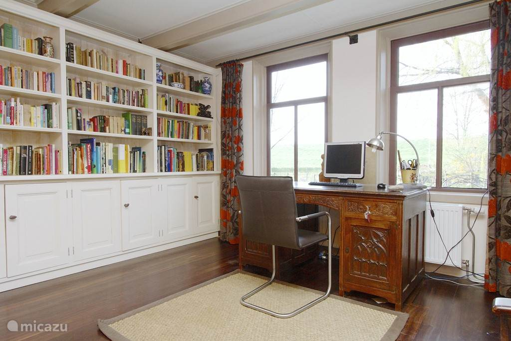 Bibliotheek kamer