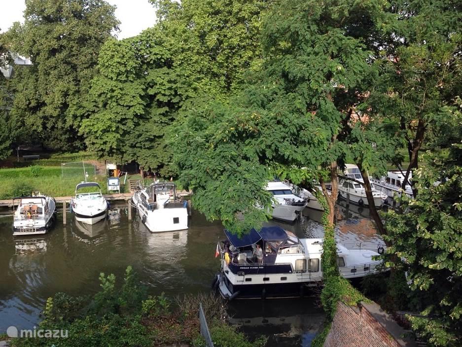 Vakantiehuis België, Vlaanderen, Gent Appartement Into the Flow