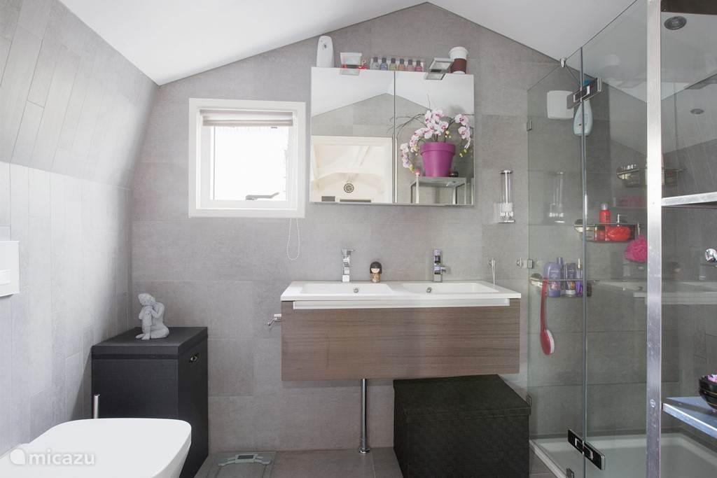 Badkamer in buitenhuis