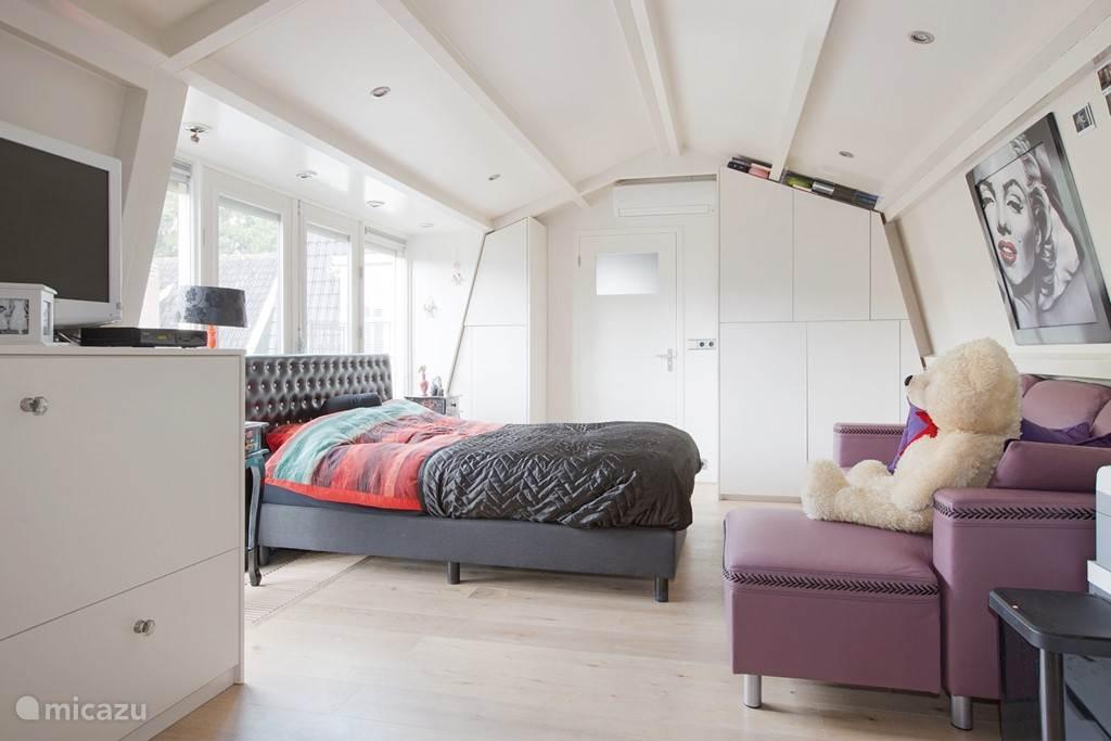 Slaapkamer in buitenhuis