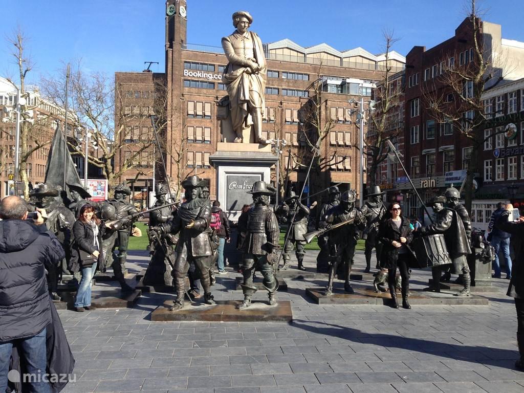 Rembrandtplein Centrum Amsterdam