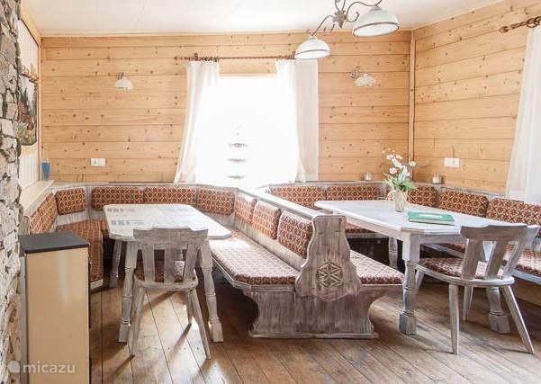 Vakantiehuis Oostenrijk, Karinthië, Sachsenburg gîte / cottage Bauernhaus Lamp