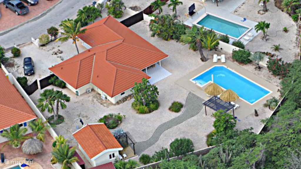 Vacation rental Aruba, North, Sabana Liber villa Aruba villa including apartment