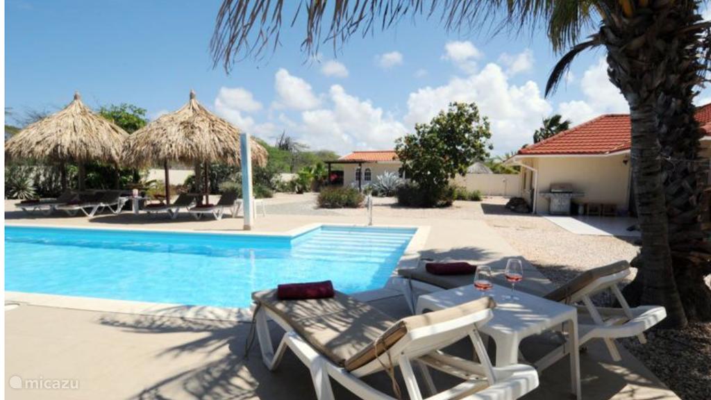 Ferienwohnung Aruba, Aruba Nord, Sabana Liber Villa Aruba Villa einschließlich Wohnung