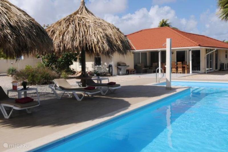 Vakantiehuis Aruba, Noord, Sabana Liber Villa Villa Florida inclusief appartement