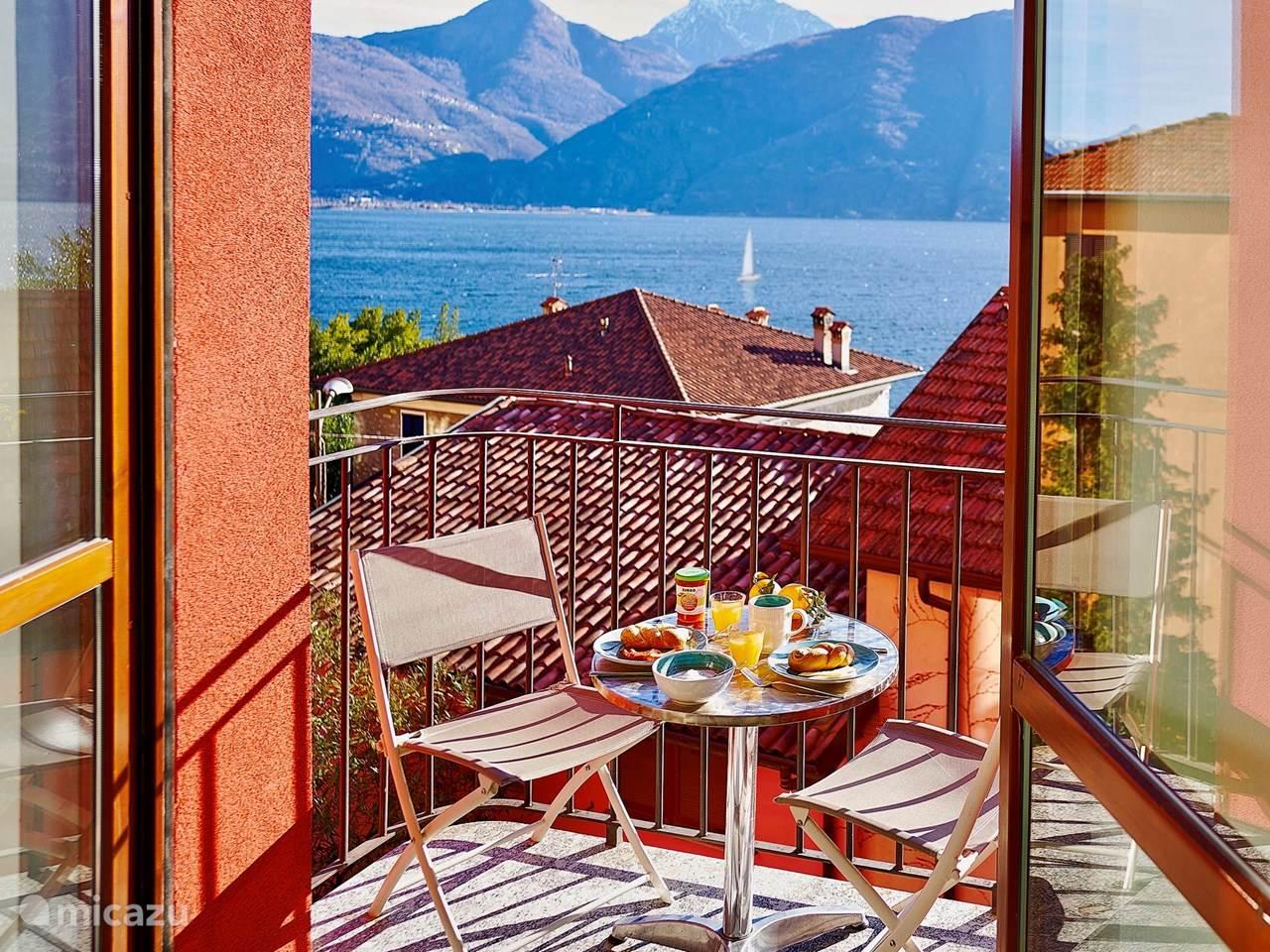 Lake View Apartment lake Como Le Quattro Stagioni – Lake