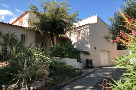 Vacation rental France, French Riviera, Frejus villa Villa Paranis