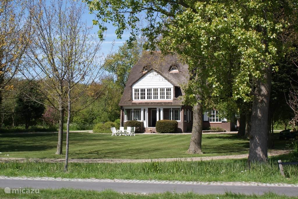 Vakantiehuis Nederland, Zeeland, Domburg Landhuis / Kasteel Villa Vacuna,familievilla 16 pers.