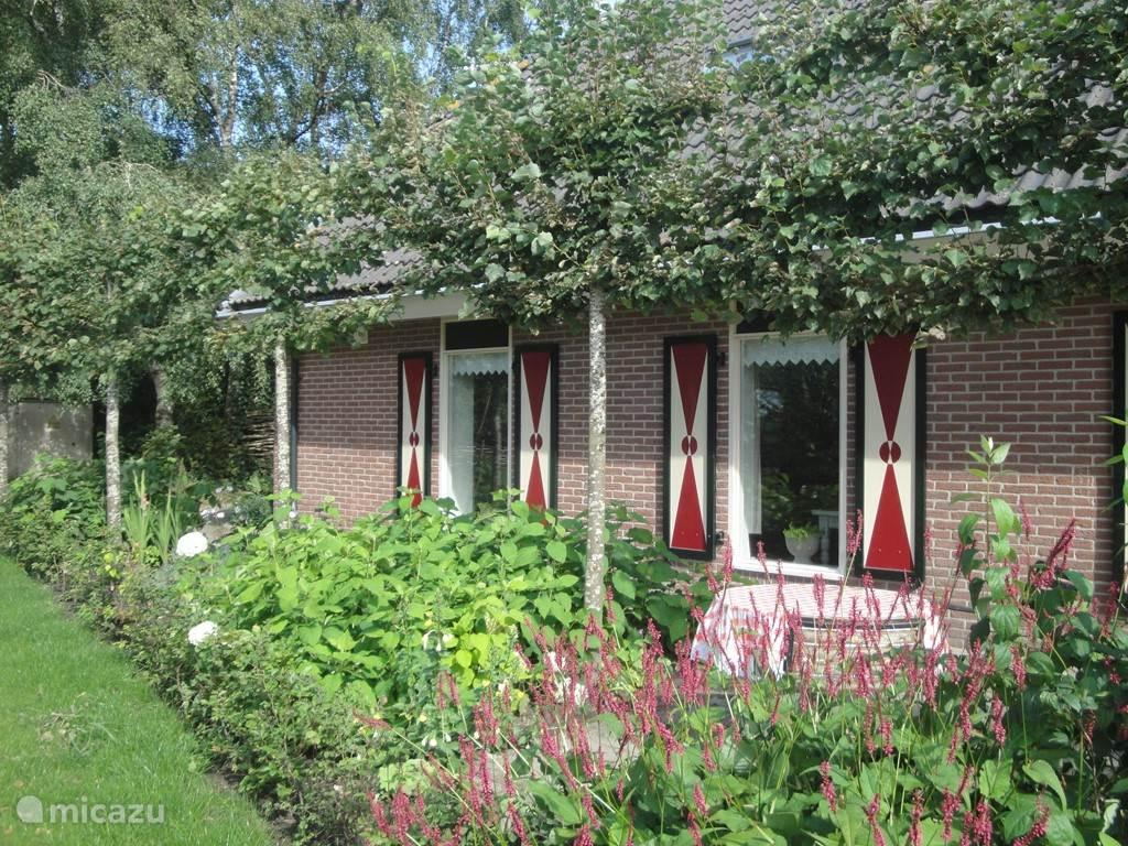 Mindervaliden, Nederland, Overijssel, Staphorst, appartement Achterhuis Hamingen