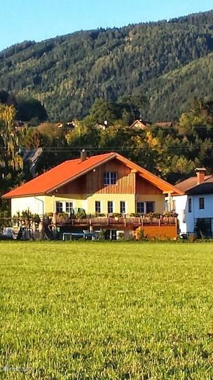 Vacation rental Austria, Carinthia, Am Seeboden Millstatt - apartment Flat Lamp