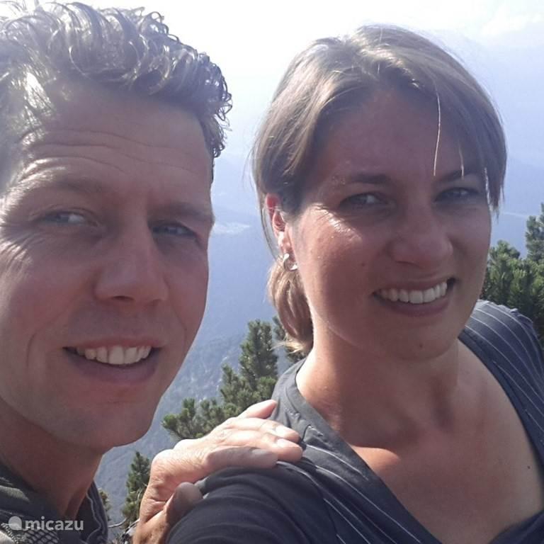 Rogier en Hanneke Hoften
