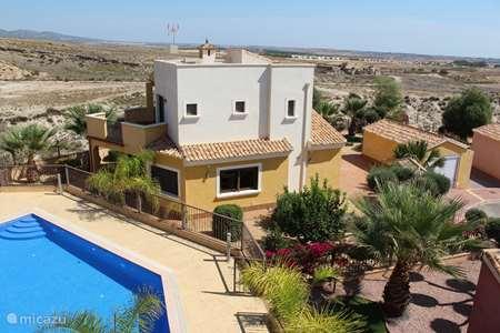 Vacation rental Spain – villa Los Olivos 13