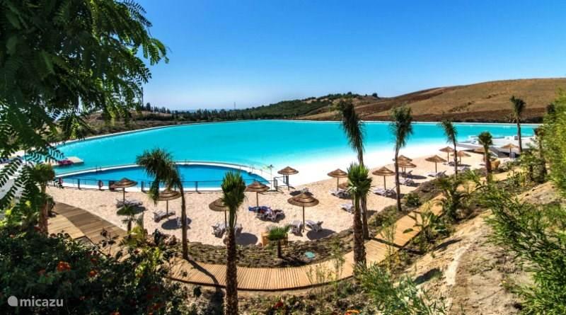 The private Lagoon !!!