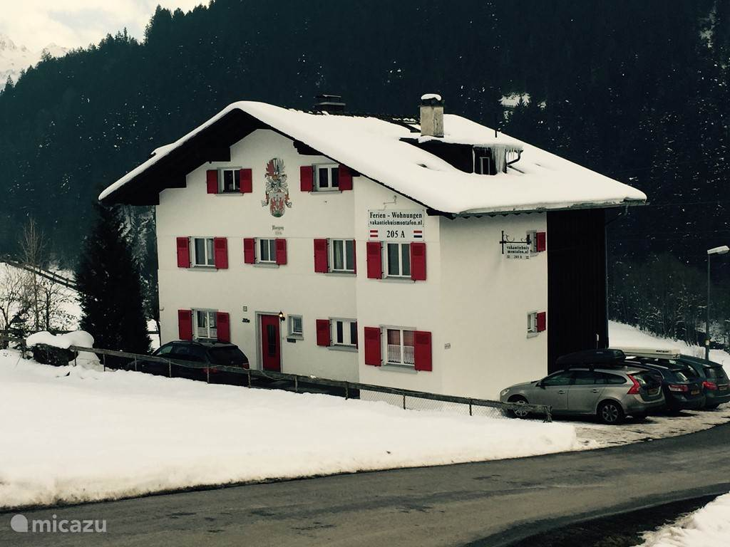 Vacation rental Austria, Vorarlberg – holiday house Holiday Montafon