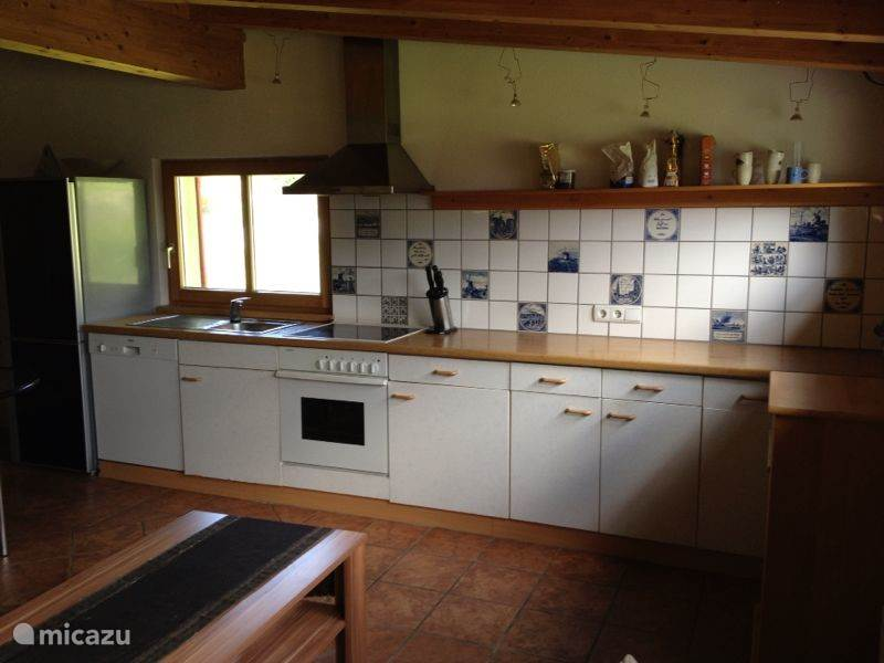 App. 3 Keuken en woonkamer