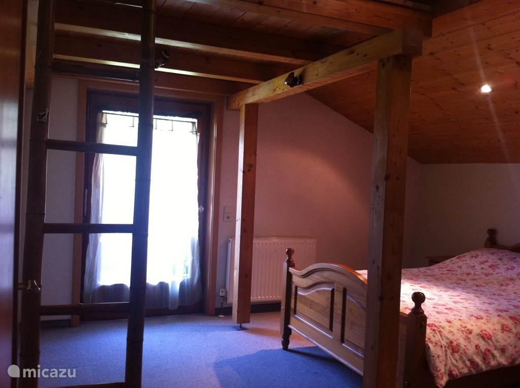 App. 3 Slaapkamer 2 met 3 bedden