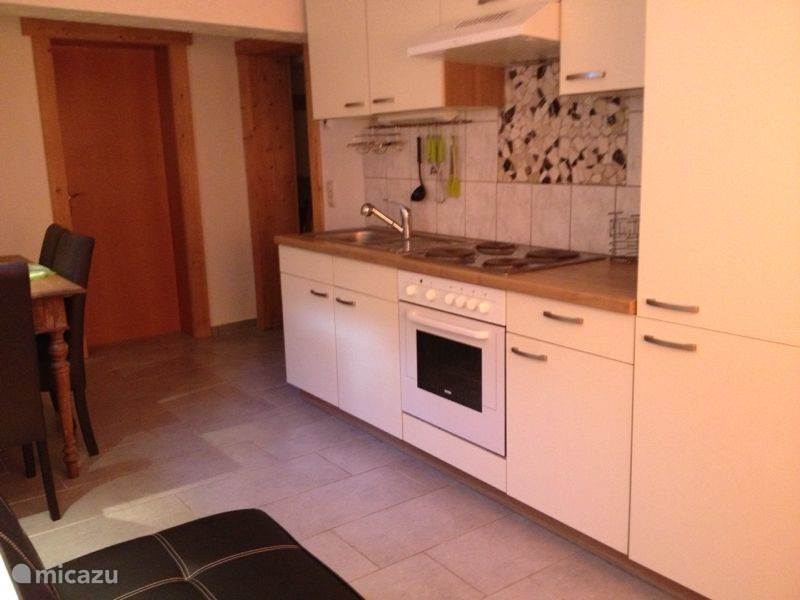 App. 4 Keuken en woonkamer