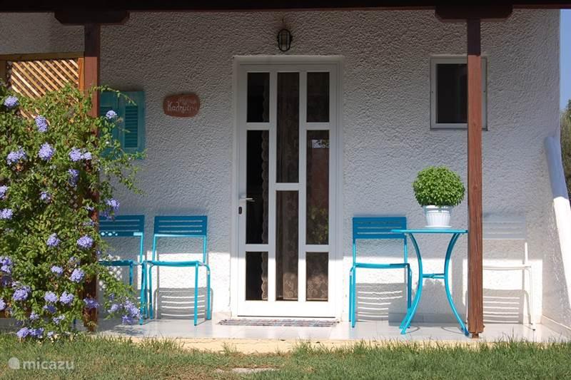 Vakantiehuis Griekenland, Peloponnesos, Aigio Vakantiehuis Spiti Ostria