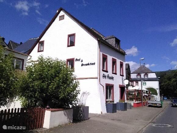 Vacation rental Germany, Moselle, Bernkastel-Kues bed & breakfast B&B die Quelle room 5