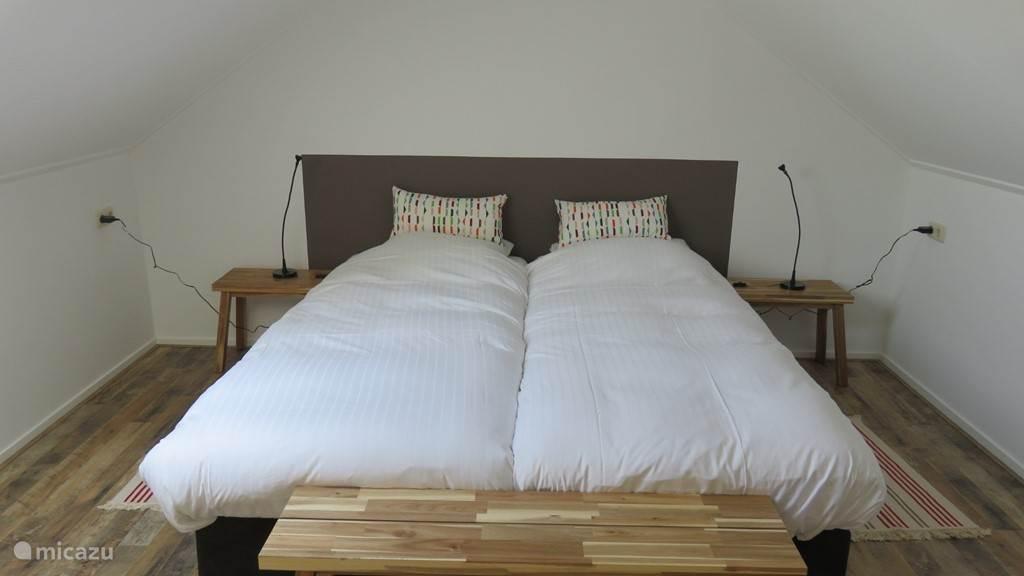 Tweede slaapkamer boven