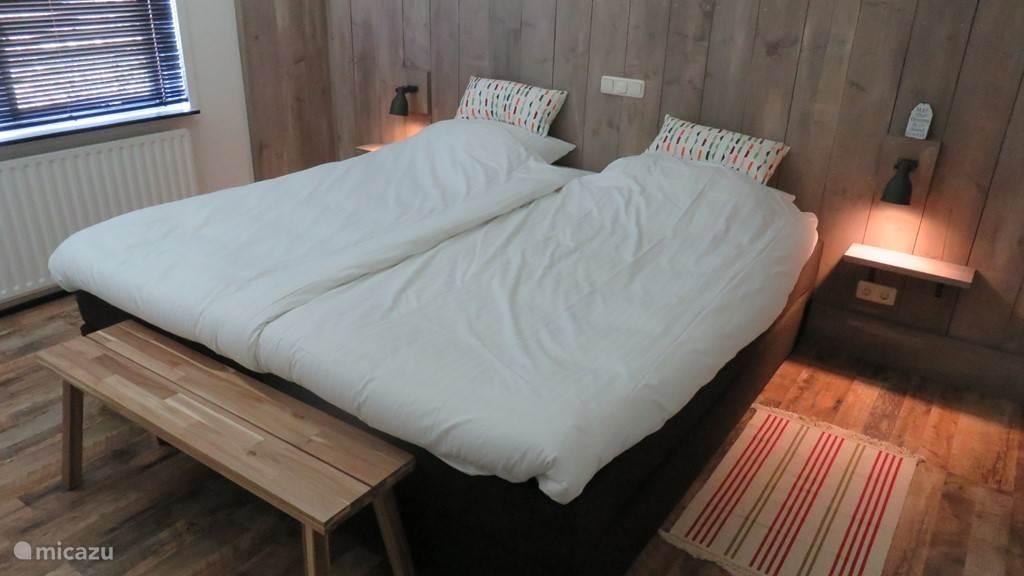 Slaapkamer beneden, masterbedroom