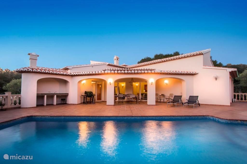 Vakantiehuis Spanje, Costa Blanca, Javea - villa Casa Granadella