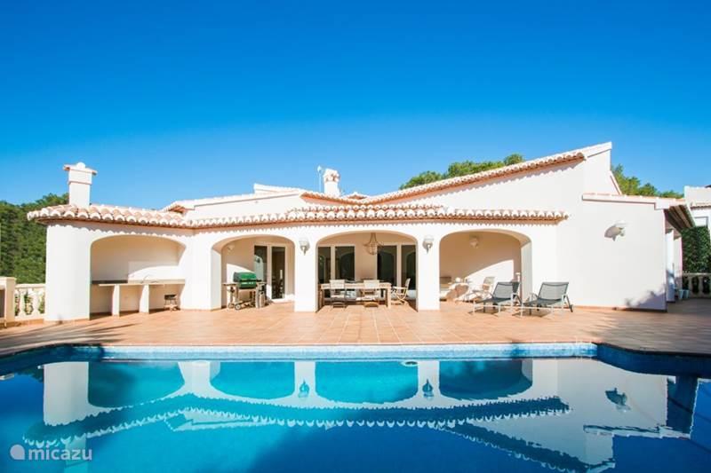 Vakantiehuis Spanje, Costa Blanca, Javea Villa Casa Granadella