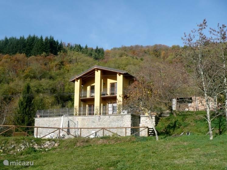 Vakantiehuis Italië, Toscane, Bagni di Lucca Villa Orchard Heights