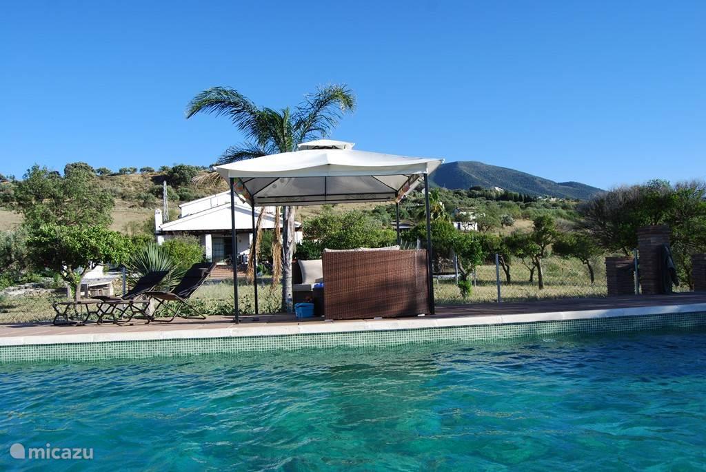 Vakantiehuis Spanje, Andalusië, Alhaurín el Grande bed & breakfast B&B Casa Emiel