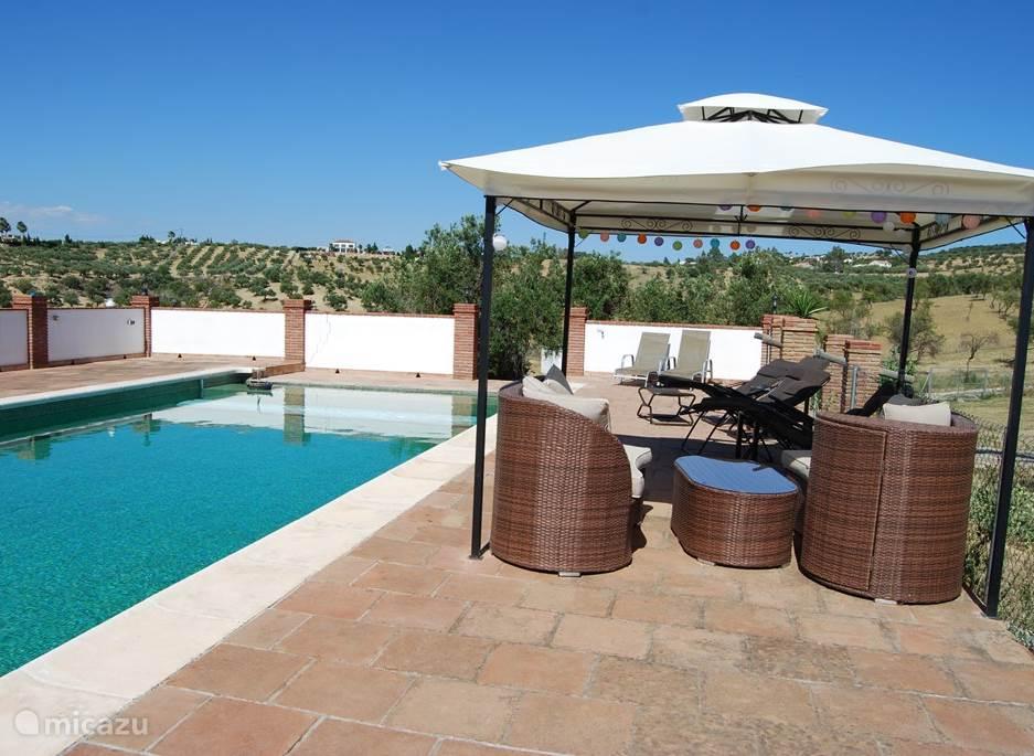 Vakantiehuis Spanje, Andalusië, Alhaurín el Grande villa Vakantievilla Casa Emiel