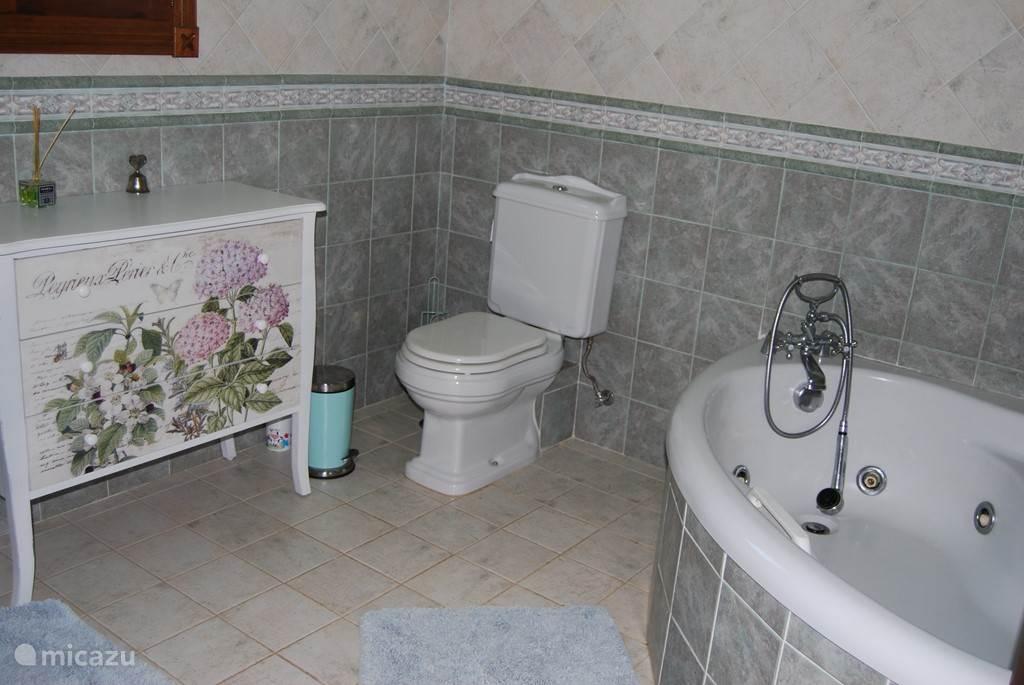 Badkamer van kamer Danzel