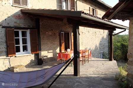 Ferienwohnung Italien, Piemont, Ponzone bauernhof La Caina