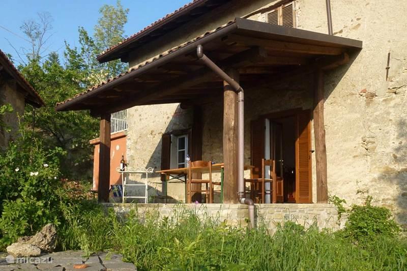 Vakantiehuis Italië, Piëmont, Ponzone Boerderij La Caina