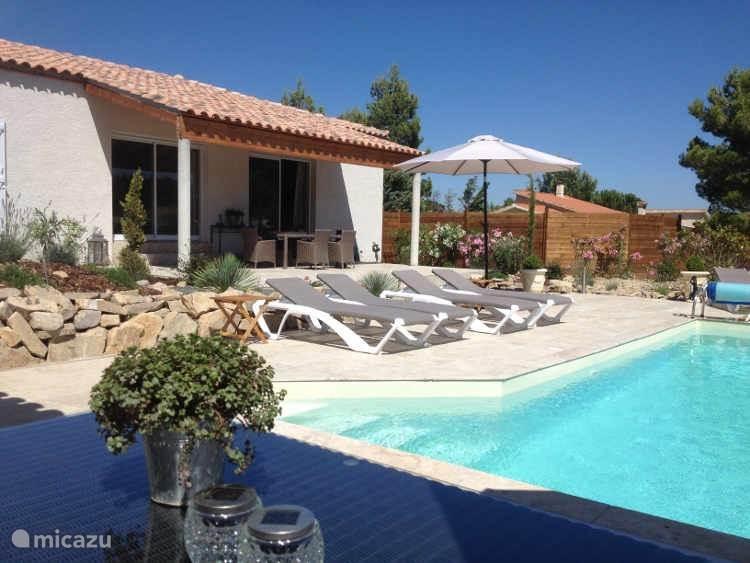 Vakantiehuis Frankrijk, Languedoc-Roussillon, Pouzols-Minervois Villa Villa Aphrodite