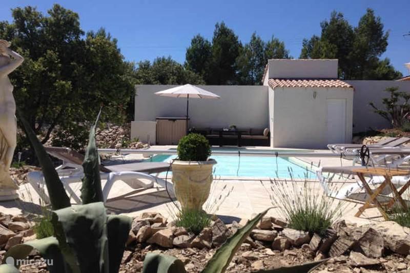 Vacation rental France, Aude, Pouzols-Minervois Villa Villa Aphrodite