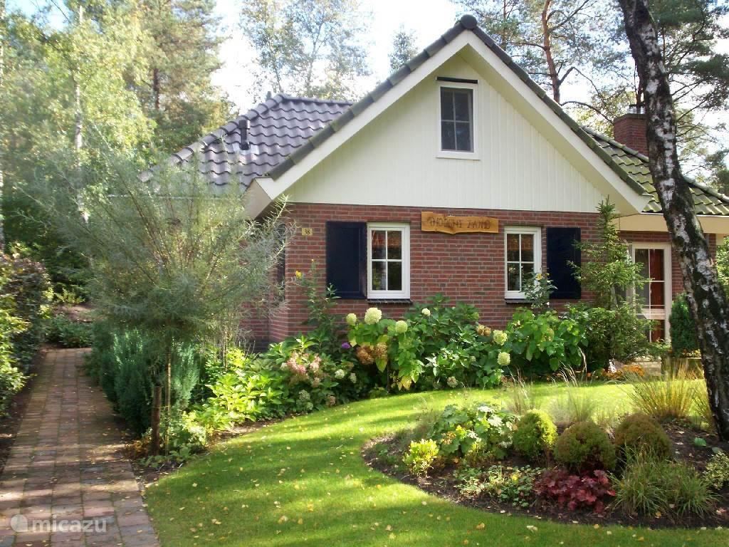 Vakantiehuis Nederland, Gelderland, Beekbergen villa Bosvilla 't Hooghe zand