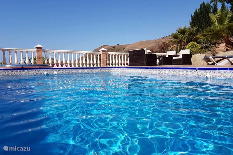 Vakantiehuis Spanje, Costa del Sol, Torrox-Costa Villa Villa Bella Vista