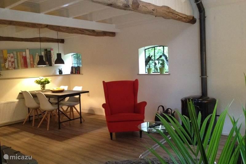 Vakantiehuis Nederland, Gelderland, Vaassen Boerderij Bed en comfort